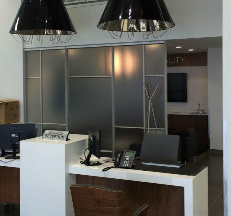 reception stations london ontario verto360