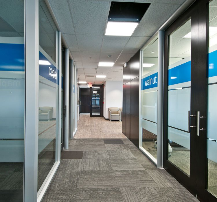 Glass Walls London Ontario Verto 360